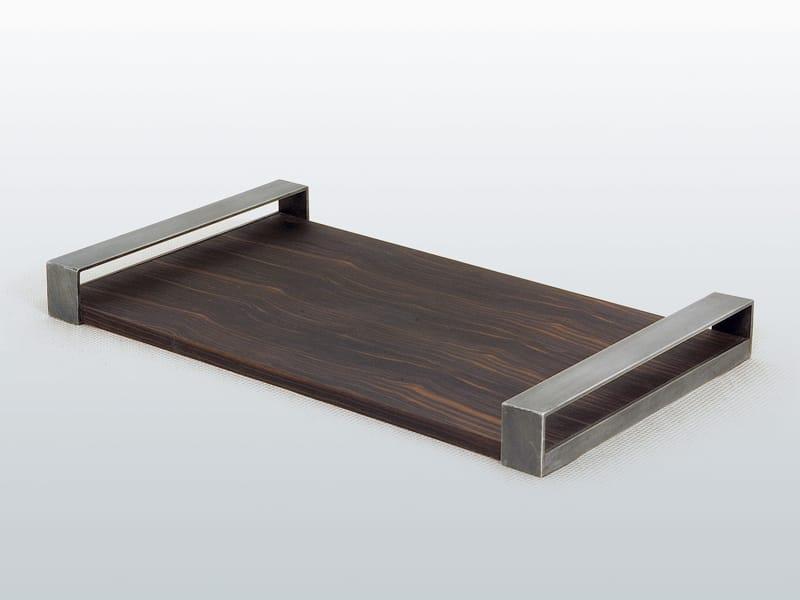 Bandeja de madera butler by interni edition for Bandejas de madera
