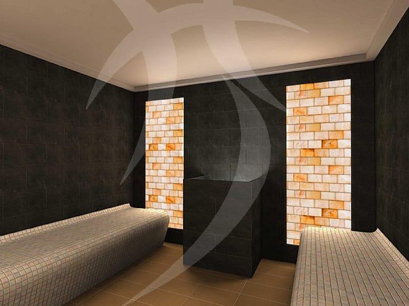 Grotta di sale Stanza del sale by Happy Sauna