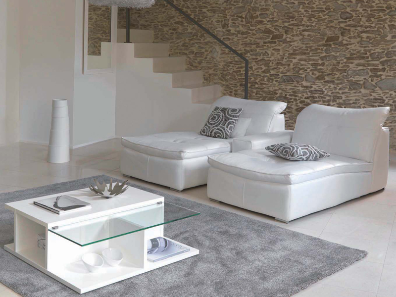 Wooden Coffee Table Adulis Collection By Gautier France