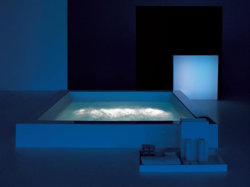Vasca Da Bagno Zucchetti : Vasca da bagno whirlpool di grande quantit calda portatile di