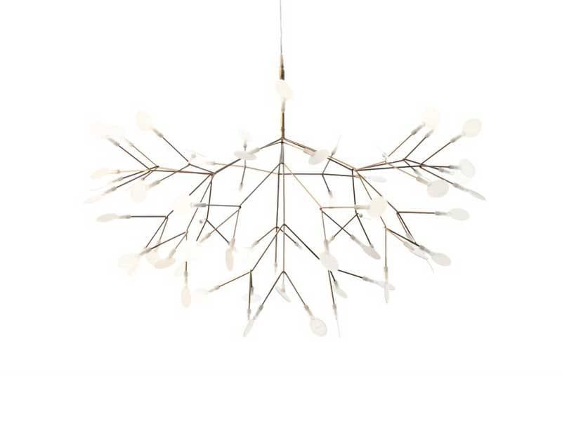 adjustable metal pendant lamp heracleum by moooi u00a9 design marcel wanders  bertjan pot