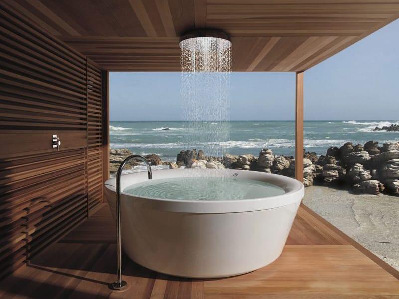 Vasca Da Bagno Rotonda Prezzi : Vasca da bagno rotonda u2013 idee di immagine di casa