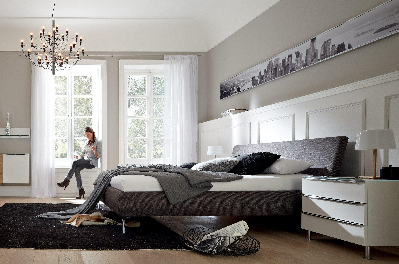 METIS PLUS Bett aus Stoff by Hülsta-Werke Hüls