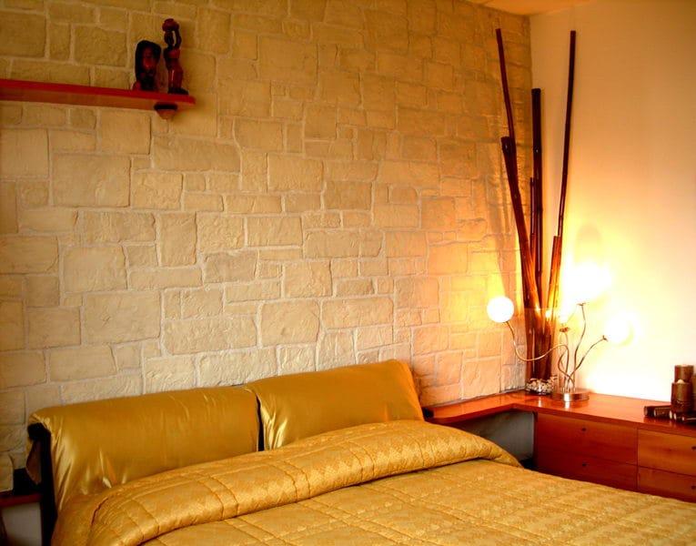 rev tement mural en pierre reconstitu e dolomite by italpietra. Black Bedroom Furniture Sets. Home Design Ideas