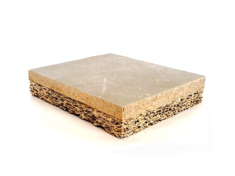Panel aislante t rmico de madera cemento betoneco by for Panel aislante termico