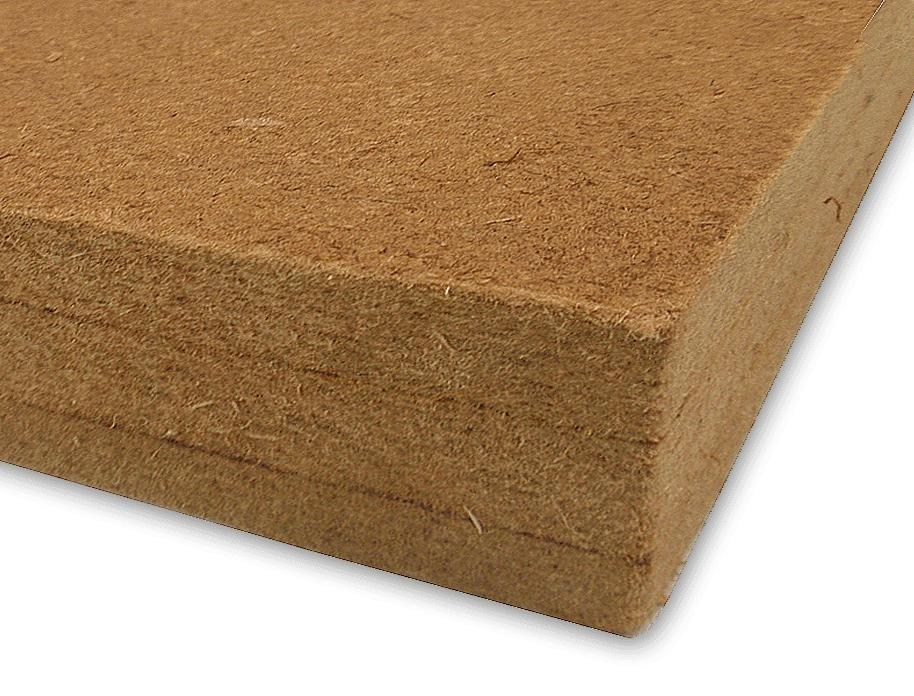 Wood Fiberboard Insulation ~ Wood fibre thermal insulation panel fibertherm by betonwood