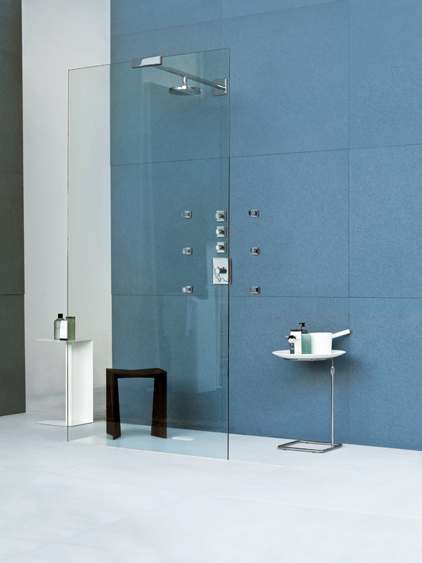 Cabinas De Ducha Kos:Solid Surface Shower Wall Panels
