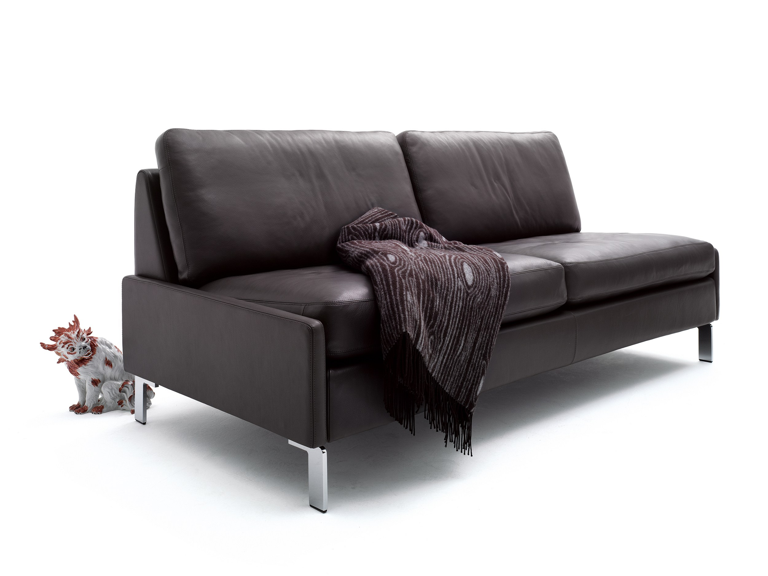 conseta leather sofa by cor sitzm bel helmut l bke design friedrich wilhelm m ller. Black Bedroom Furniture Sets. Home Design Ideas