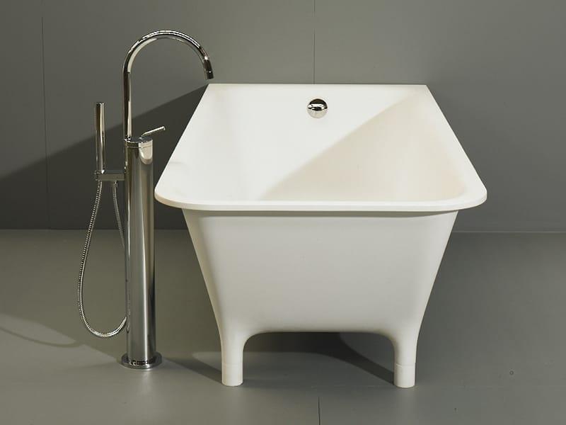 Vasca da bagno rettangolare MORPHING FREE STANDING by Kos by Zucchetti ...