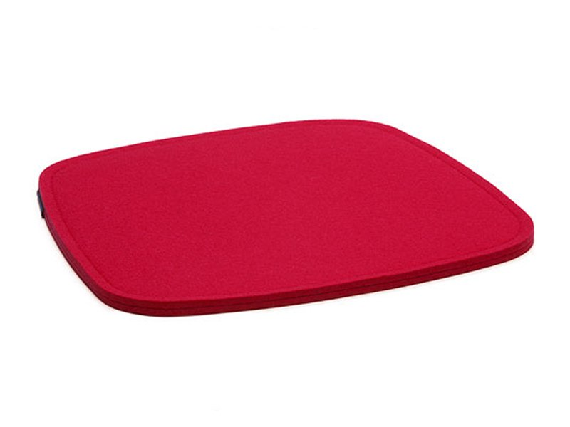 Felt chair cushion eames by hey sign for Eames coussin