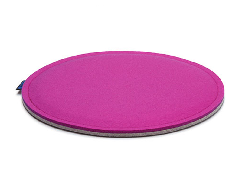 Round felt chair cushion MAUI by HEY SIGN