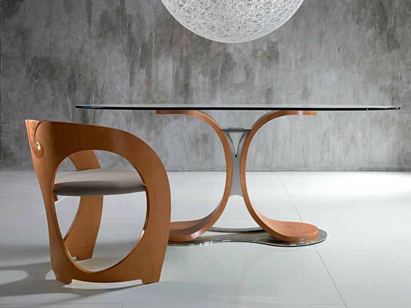 Mistral tisch by carpanelli for Designer esstisch italien