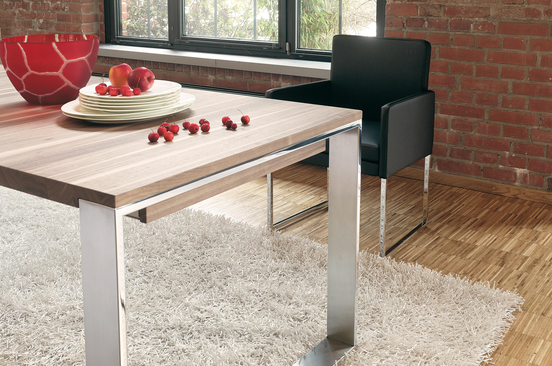et 1200 tavolo da pranzo by h lsta werke h ls. Black Bedroom Furniture Sets. Home Design Ideas