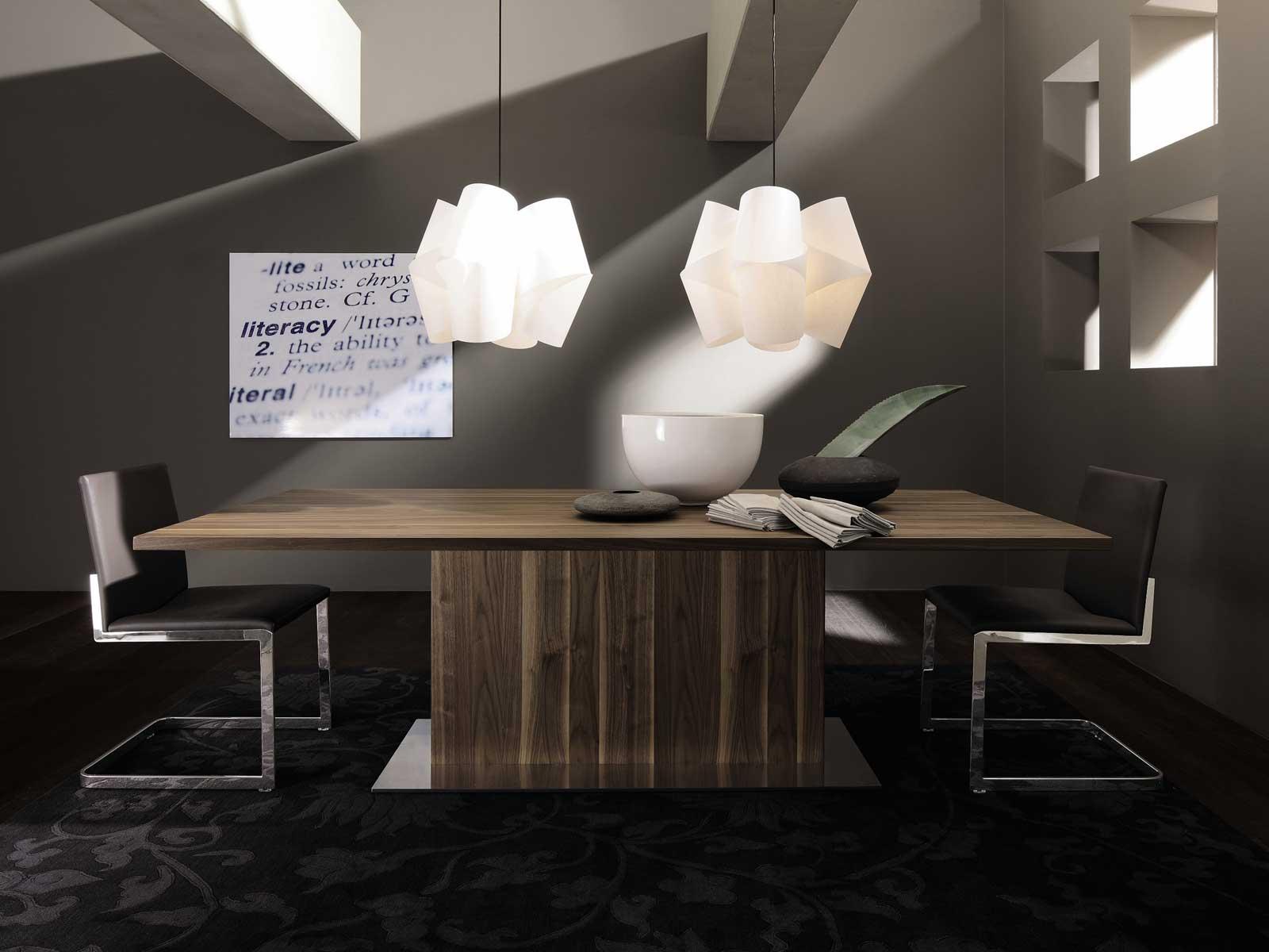 et 1500 esstisch by h lsta werke h ls. Black Bedroom Furniture Sets. Home Design Ideas