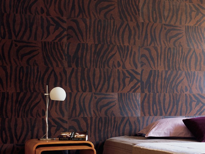Zebra de vinilo tanzania by litis for Papel pintado cebra