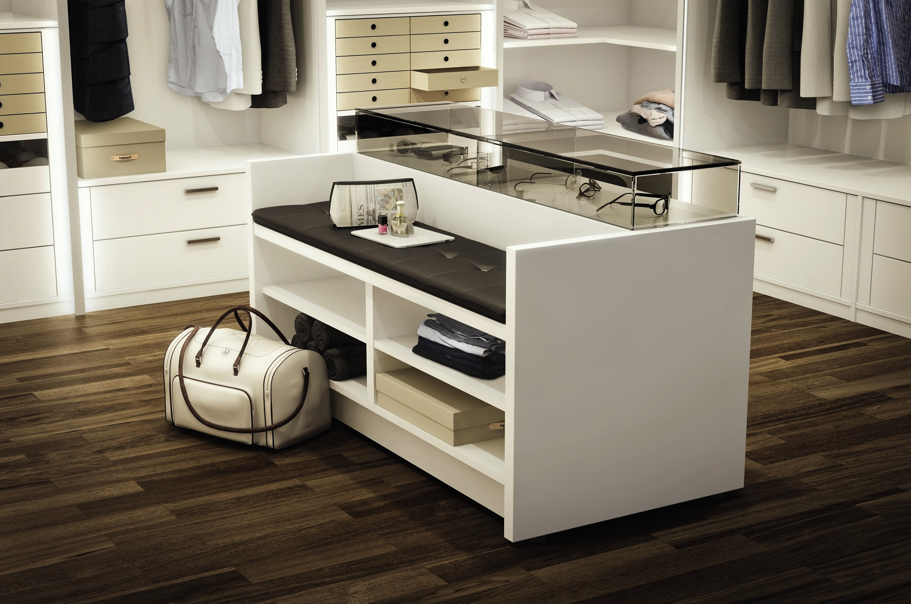 multi forma ii begehbarer kleiderschrank by h lsta werke h ls. Black Bedroom Furniture Sets. Home Design Ideas