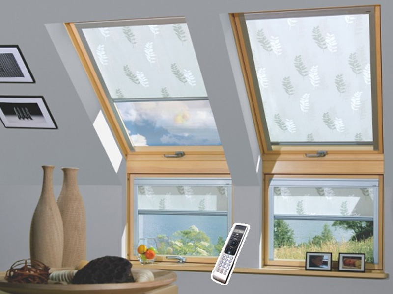 Arp cortina para ventanas de techo by fakro for Ventanas para techo