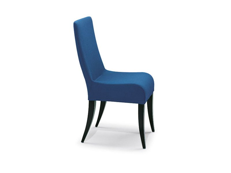 gepolsterter stuhl isis by wittmann design gerard van den berg. Black Bedroom Furniture Sets. Home Design Ideas