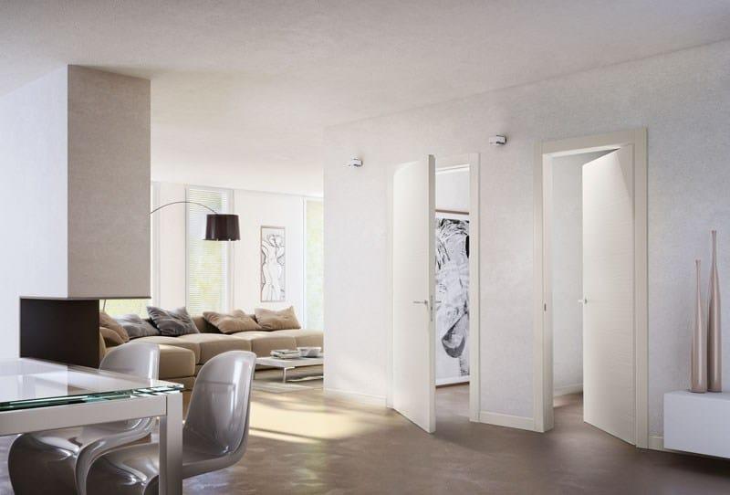 Inversa porta a battente by pivato - Porte per casa moderna ...