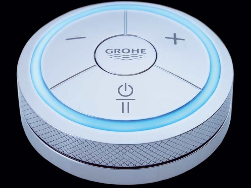 ONDUS VERIS DIGITAL Badewanne Mischbatterie by Grohe