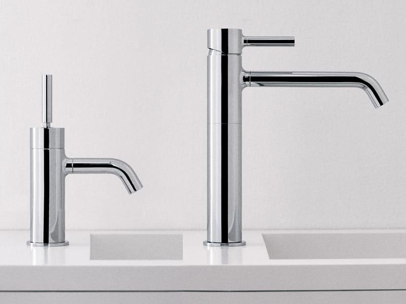 Pan miscelatore per lavabo cromo by zucchetti design - Rubinetteria bagno zucchetti ...