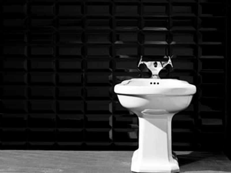 Bellagio rubinetto per bidet by zucchetti design matteo thun - Aeratore per bagno ...