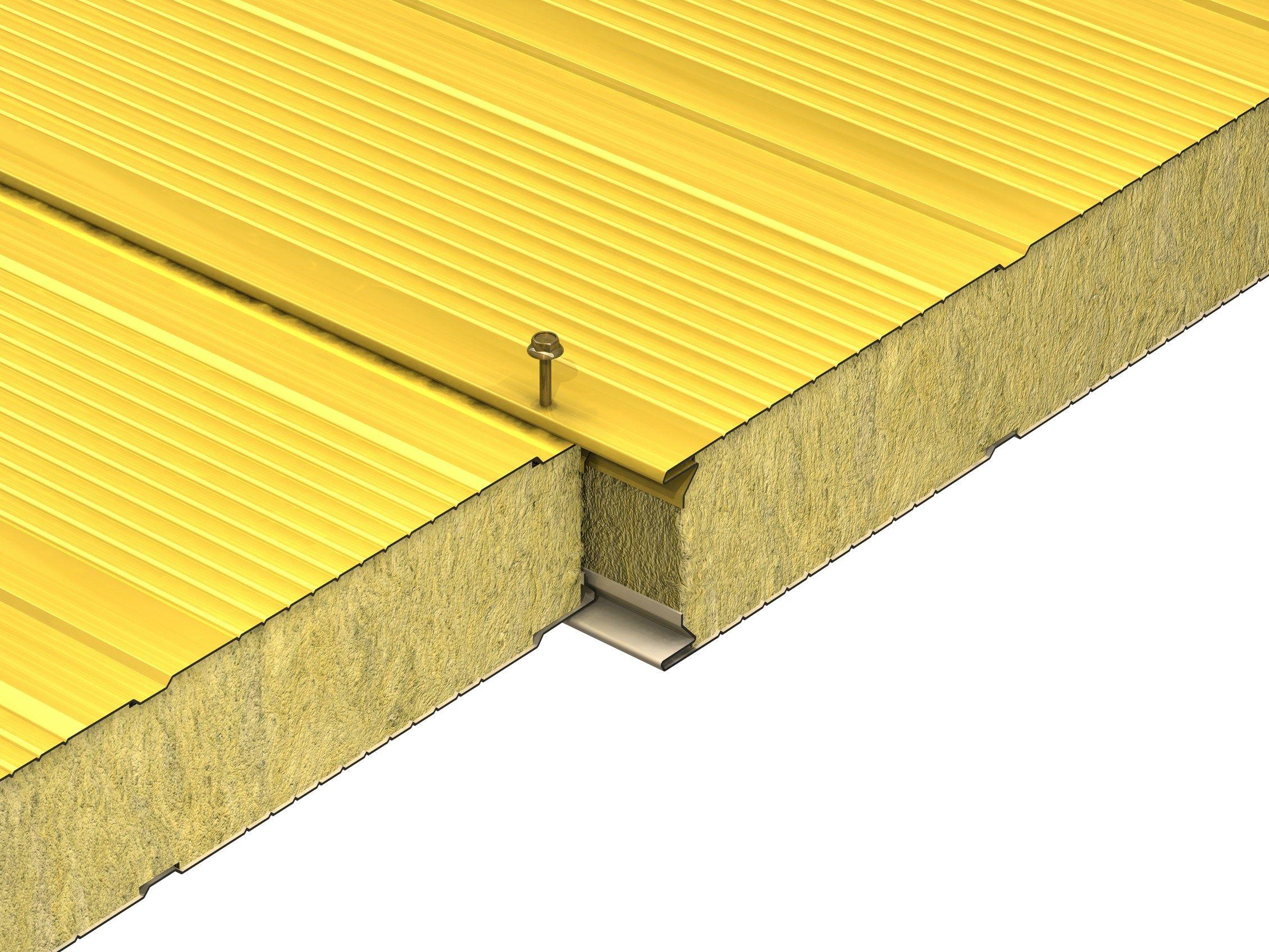 Pannello tagliafuoco per rivestimento esterno ATHOS by ELCOM SYSTEM