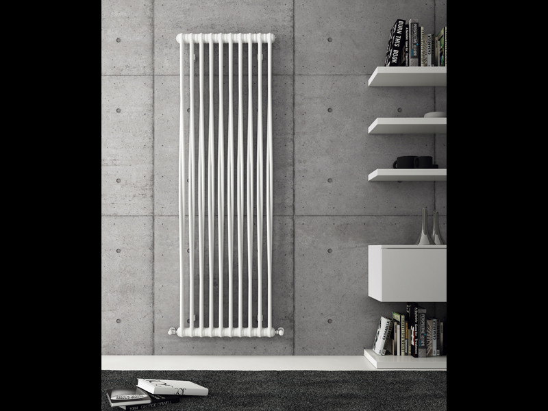 Scaldasalviette in acciaio a parete tesi memory by irsap - Termosifoni a parete prezzi ...