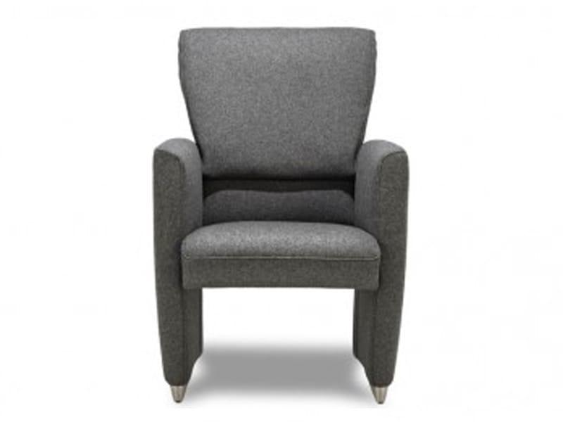 Designer Sessel Mit Fußschemel : Gepolsterter sessel mit kopfst?tze fu?schemel corbo by