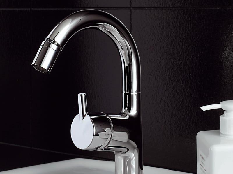 Miscelatore per bidet monocomando con aeratore collezione - Cambiare rubinetto bagno ...