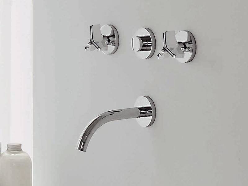 Robinet Pour Baignoire Robinet Pour Douche Collection Fully Round By Zucchetti Design