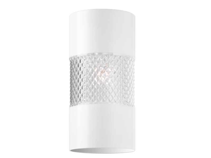 Lampada da parete in vetro BECKY  Lampada da parete - Fabbian