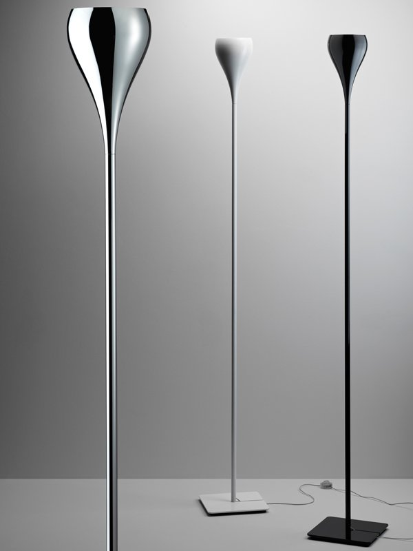 bijou lampadaire by fabbian design prospero rasulo. Black Bedroom Furniture Sets. Home Design Ideas