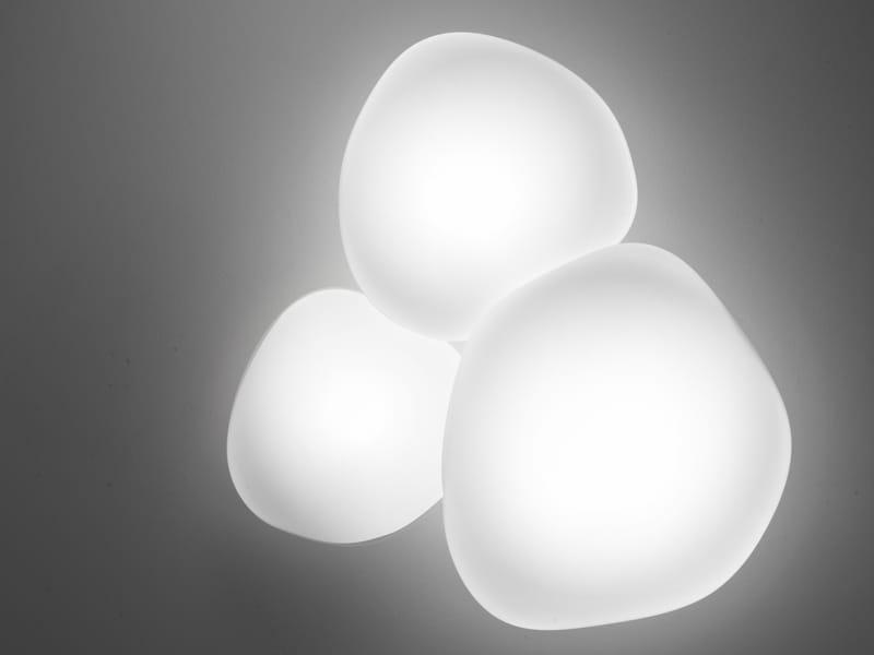 LUMI MYCENA  Lampada da soffitto By Fabbian design Alberto Saggia ...