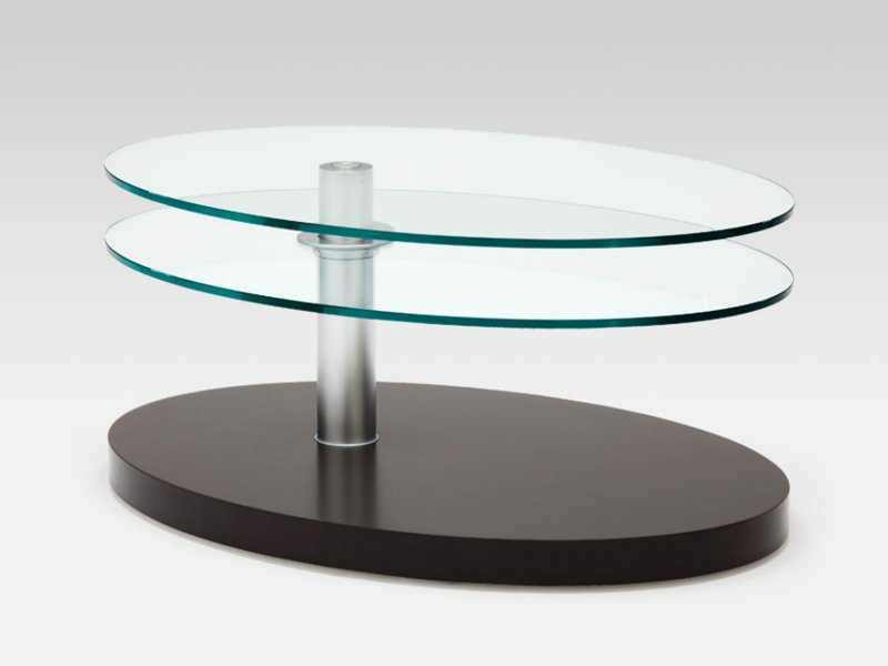 Swivel Glass Coffee Table Rolf Benz 8100 By Rolf Benz Design Sebastian Labs