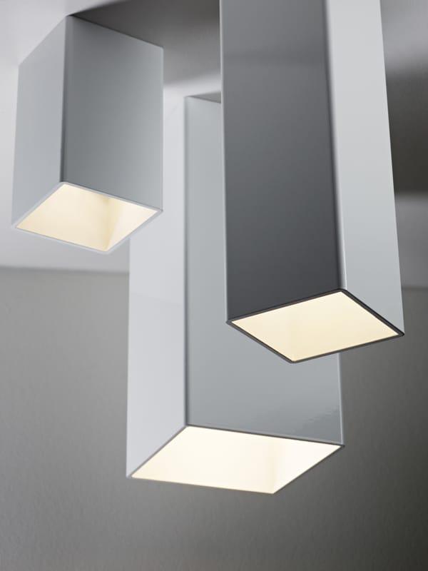 SLOT Lampada da soffitto by Fabbian design Walter Posern