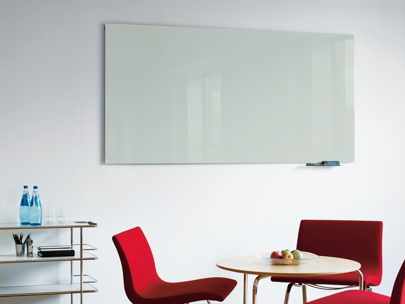 Wall Mounted Office Whiteboard Vision By Abstracta