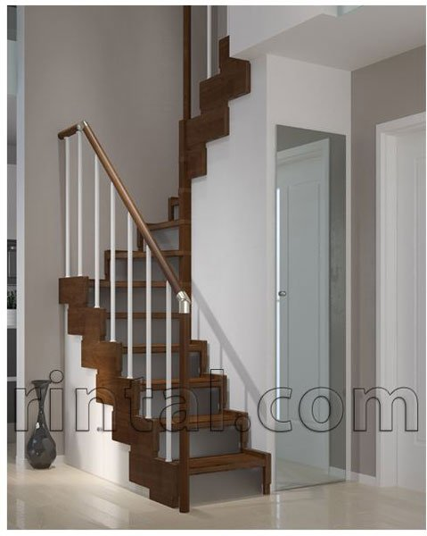 escalier en colima on h lico dal base carr e. Black Bedroom Furniture Sets. Home Design Ideas