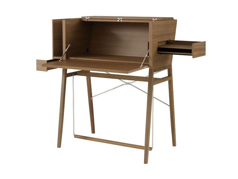 secr taire en mdf la secr te by roset italia design. Black Bedroom Furniture Sets. Home Design Ideas