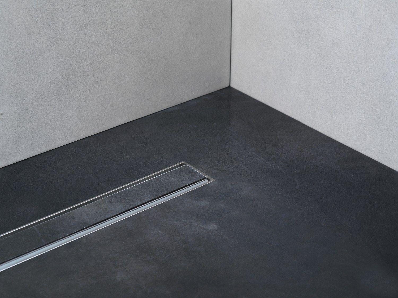Griglia doccia a pavimento – Boiserie in ceramica per bagno