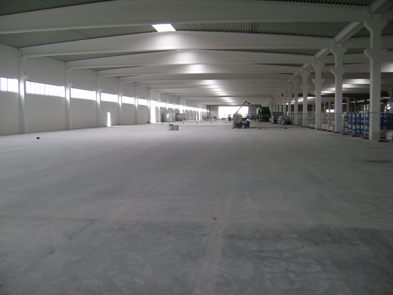 Pavimento continuo de cemento stabilpav by general admixtures for Pavimento de cemento