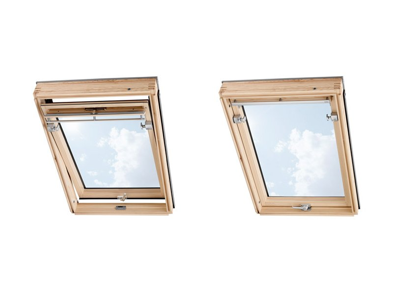 Centre pivot roof window velux antieffrazione ggl 41q by velux - Velux ggl 4 ...