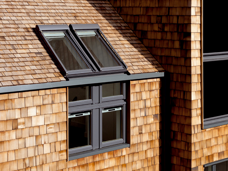 roof window velux elemento verticale vfa 73 by velux