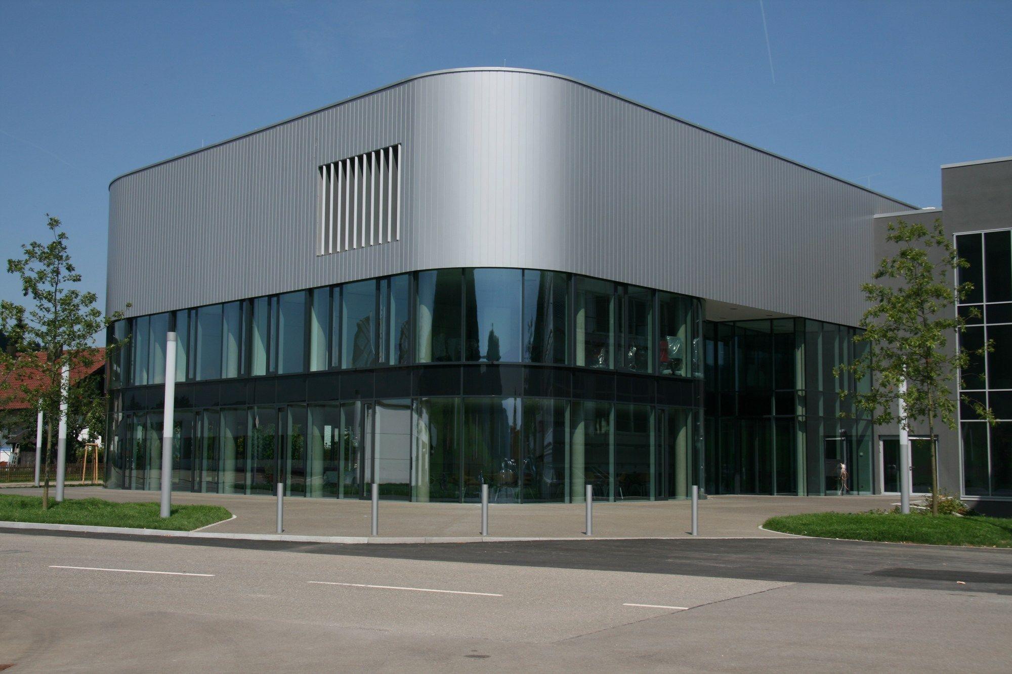 lamas de aluminio para fachadas ventiladas siding by prefa