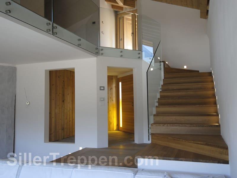 open staircase faltwerk by siller treppen. Black Bedroom Furniture Sets. Home Design Ideas