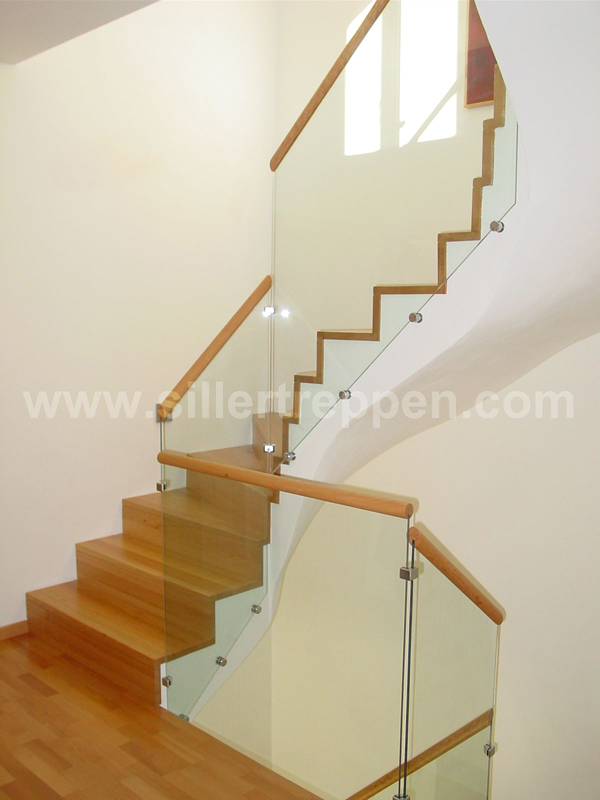 open staircase faltwerk by siller treppen. Black Bedroom Furniture Sets. Home Design Ideas