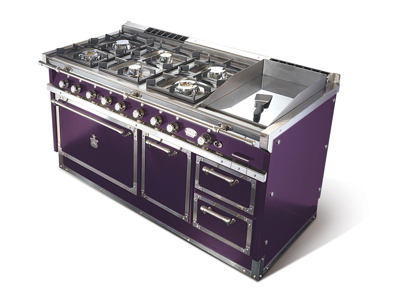 P70 Cucina a libera installazione professionale by Officine Gullo