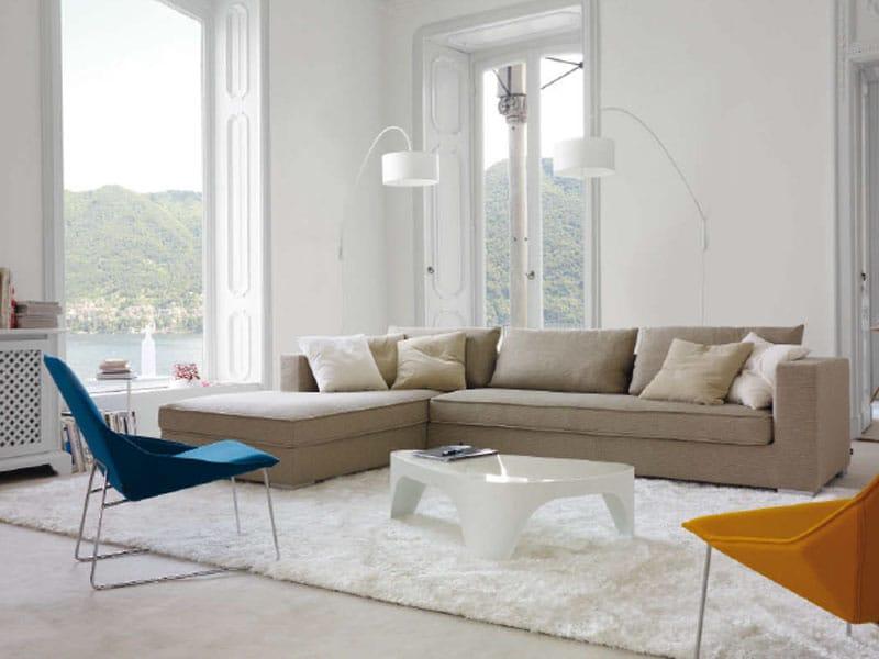 canap composable en tissu rive gauche by roset italia design didier gomez. Black Bedroom Furniture Sets. Home Design Ideas