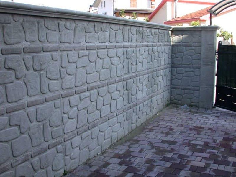 Matrice per parete facciavista in calcestruzzo Stampi per superfici by ...