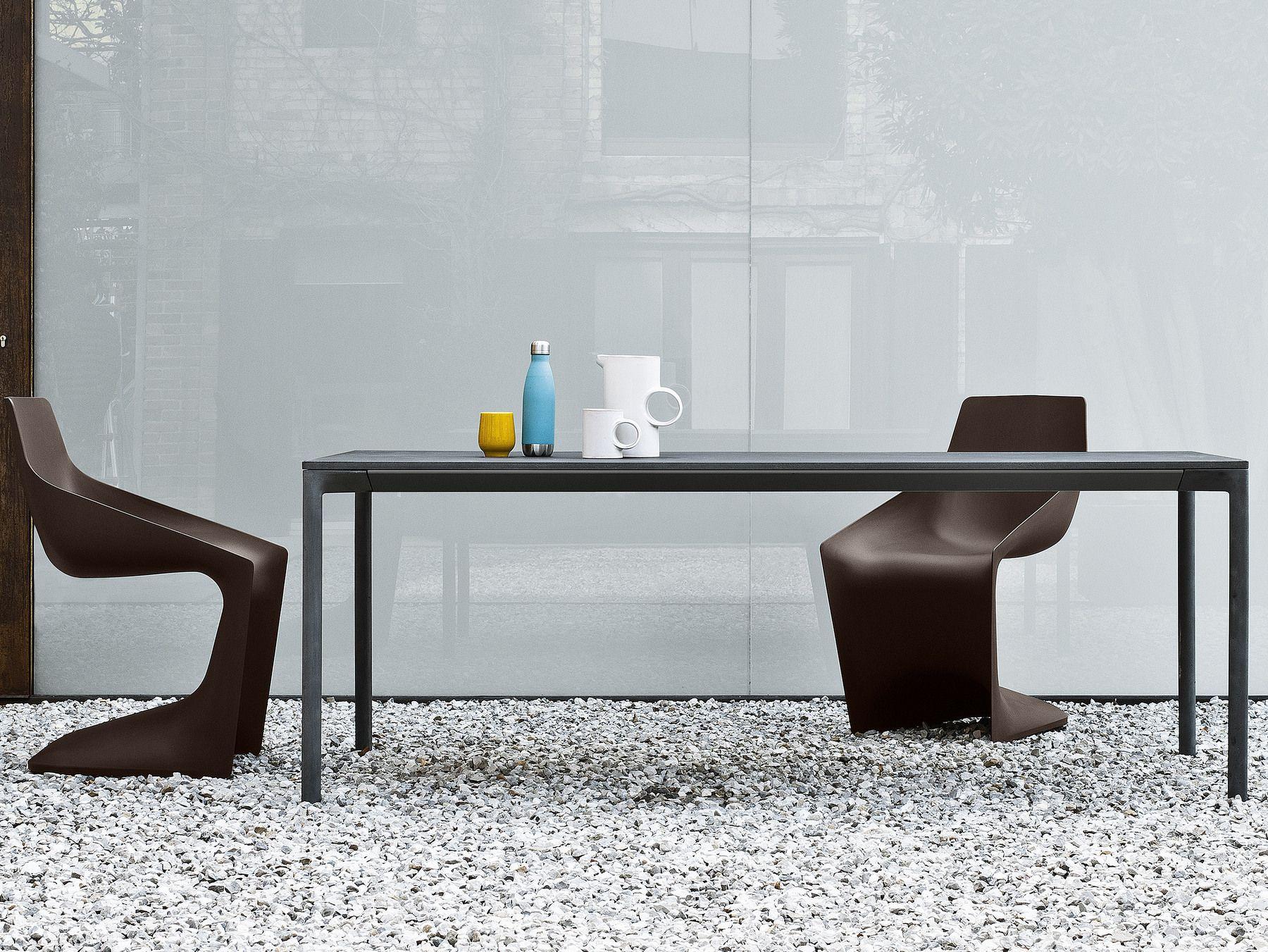 Boiacca tavolo rettangolare by kristalia design lucidipevere for Tavolo rettangolare